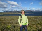 On an island on the Beagle Channel